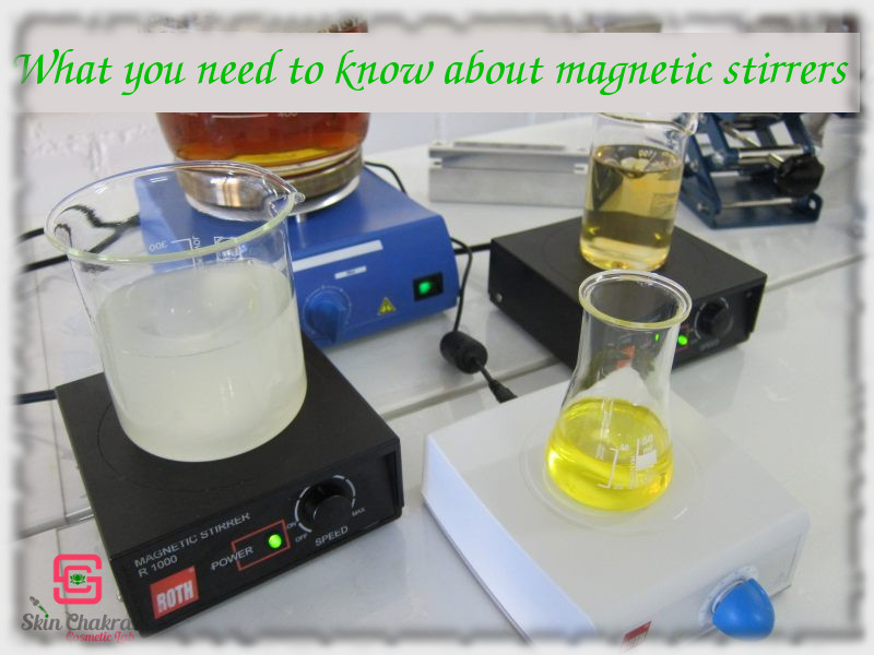 magnetic stirrers 101
