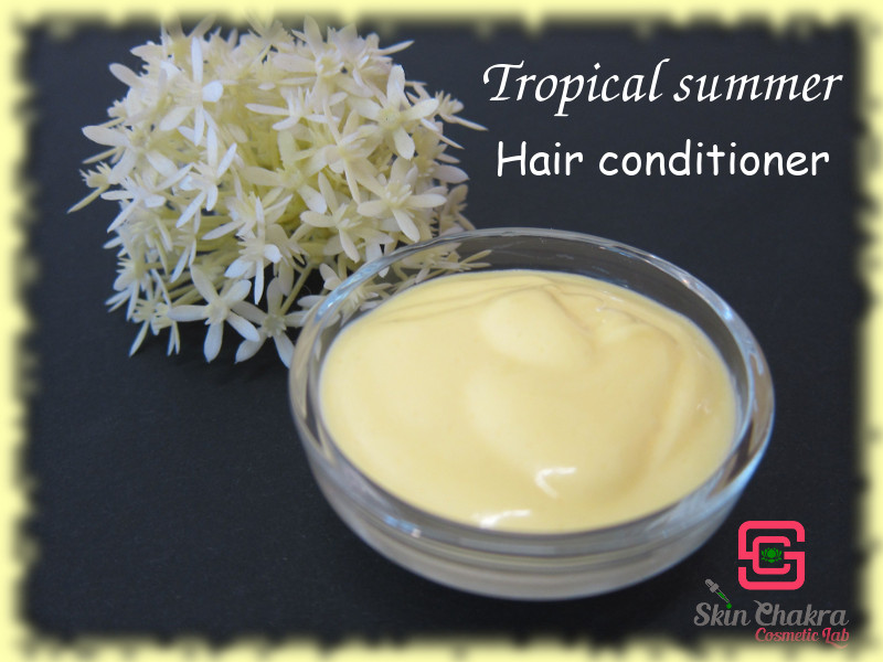 natural hair conditioner tutorial