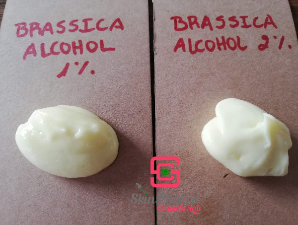 brassica alcohol in emulsion
