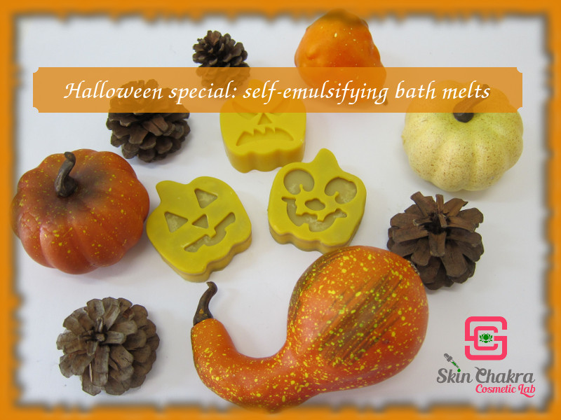 self-emulsifying bath melts-halloween