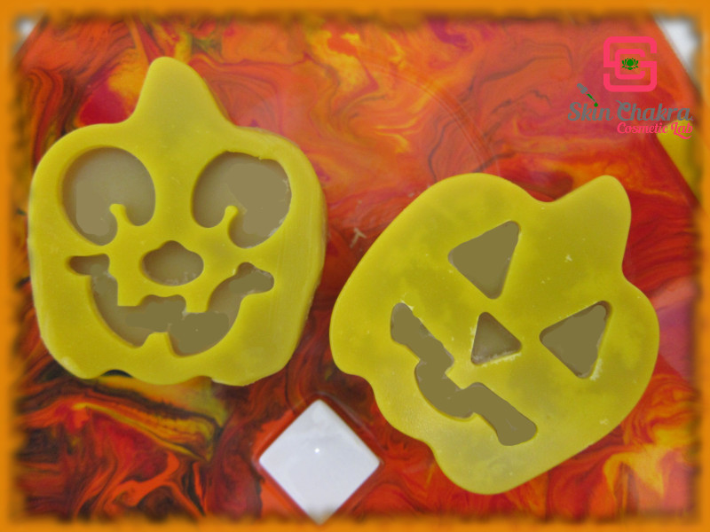 pumpkin self-emulsifying bath melts