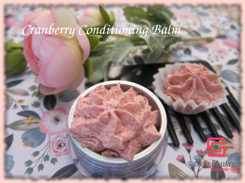 cranberry conditioning balm