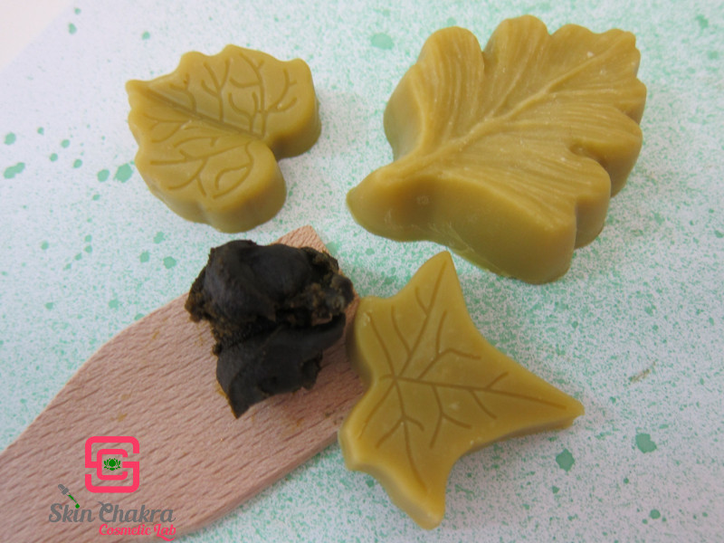 how to make lotion bars with green tea wax
