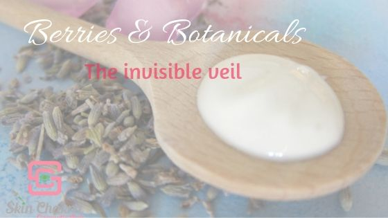 Berries & botanicals facial emulsion