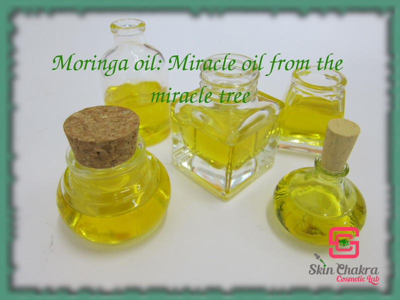 miracle oil: moringa