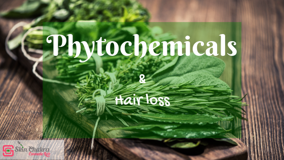 the effect of phytochemicals on hair loss