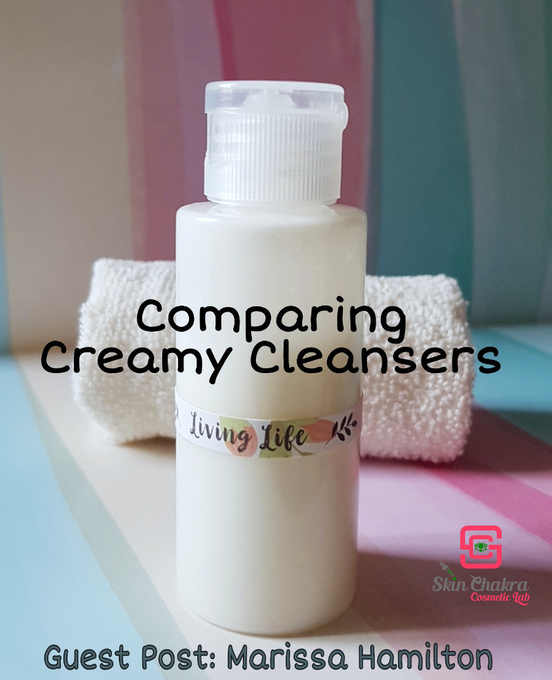 cream cleansers: an overview