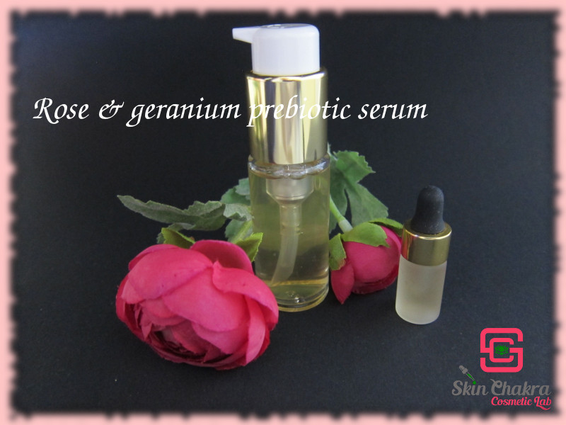 How to make a prebiotic serum
