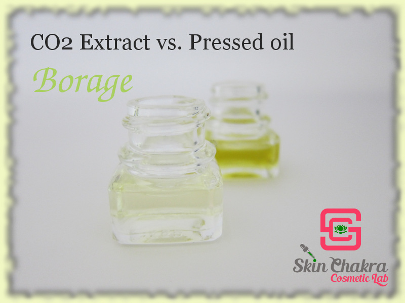 borage oil and CO2 extract