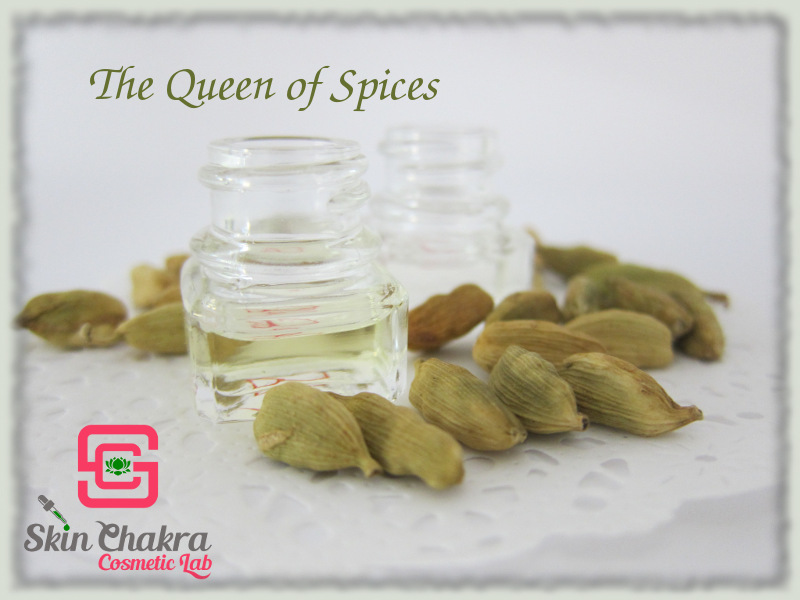the queen of spices