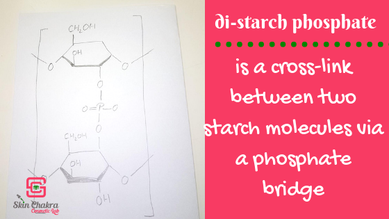 distarch phosphate molecule