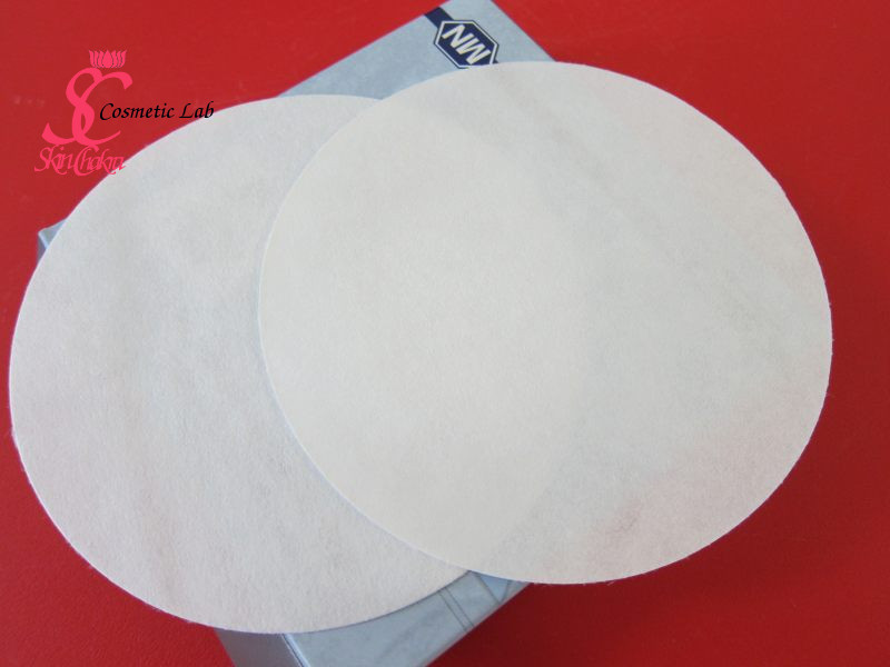 filter paper for filtering extracts