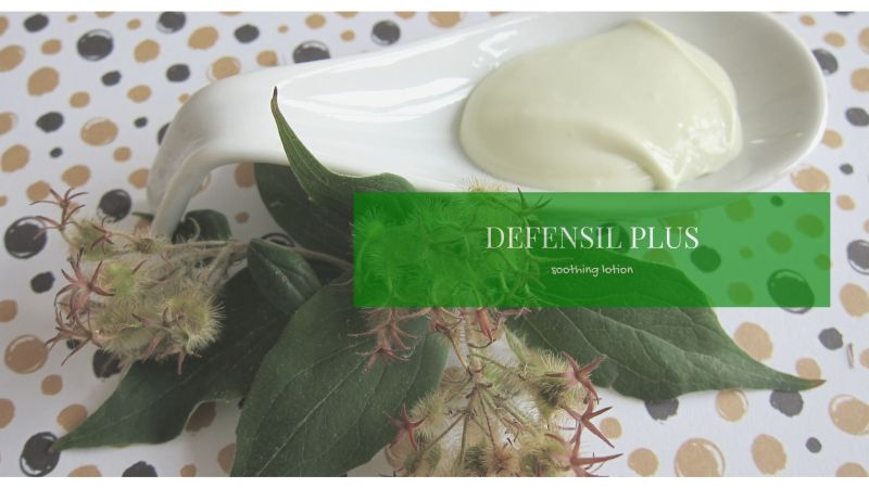defensil plus in an emulsion