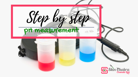 step by step pH measurement