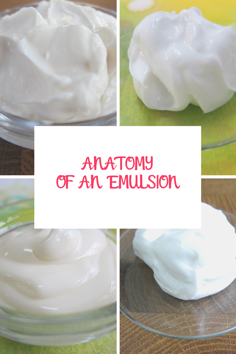 step-by-step guide to emulsion making