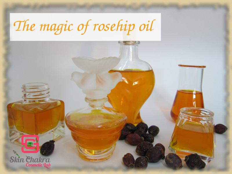 rosehip oil properties and applications