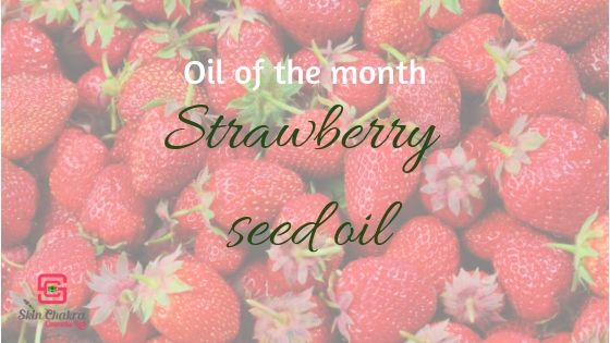 strawberry oil profile