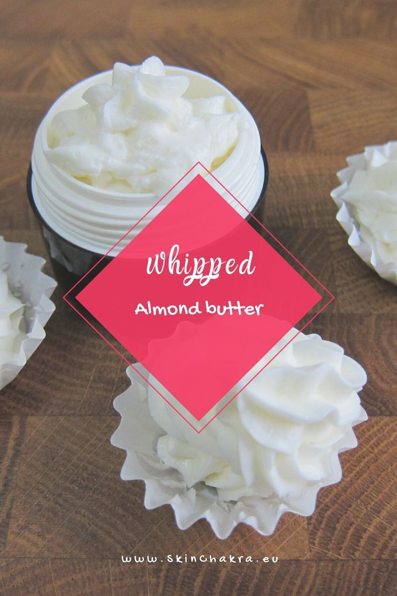 whipped almond butter